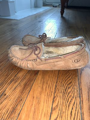 Ugg Slippers/Moccasins (women) size 7 for Sale in Detroit, MI