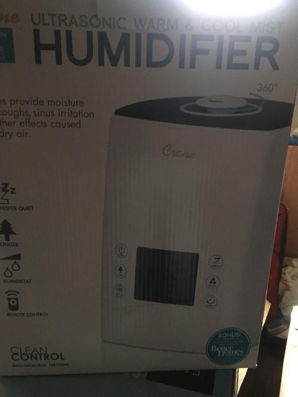 1500 wt Crane Tower fan heater for 80$