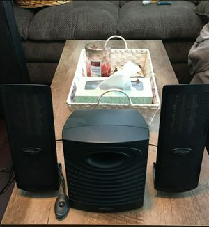 Monsoon computer desktop dorm house speaker for Sale in Taylor, MI