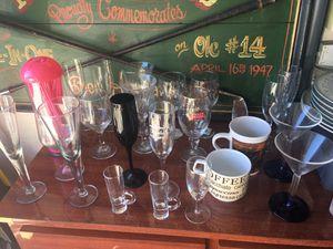 Glassware - over for Sale in Wesley Chapel, FL