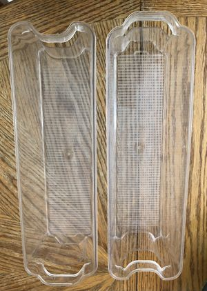 2 Plastic Containers with Handles for Sale in Suffern, NY