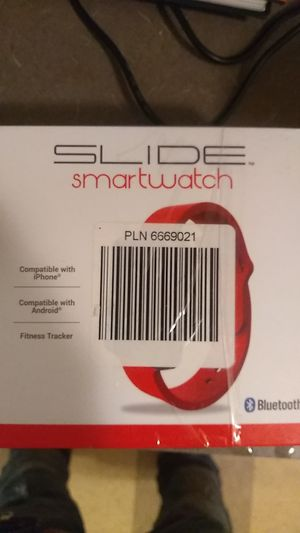Slide smartwatch for Sale in Hannibal, MO