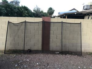 Mesh fence for pool for Sale in Phoenix, AZ