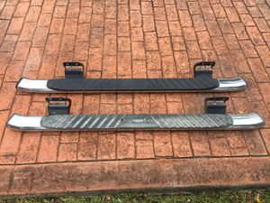 Ford F-150 running boards/side steps for Sale in Miami, FL