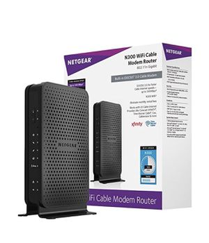 NETGEAR Wifi cable modem router for Sale in Hayward, CA