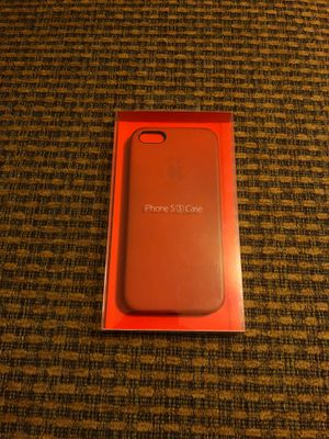 (PRODUCT) RED - iPhone 5s Case for Sale in Laveen Village, AZ