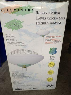 New Illuminada 300w Halogen Floor Lamp for Sale in Rancho Cucamonga, CA