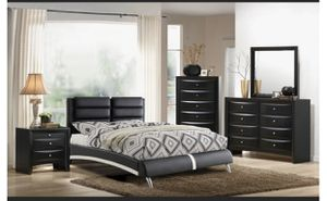 Great deal Ultra modern bedroom set. Financing available for Sale in Tamarac, FL