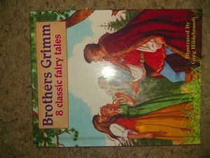 Children's fairy tale book for Sale in Fountain, CO
