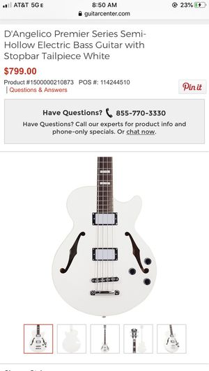 Brand New Guitar for Sale in Oakland, CA