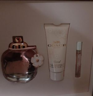 Coach floral perfume for women for Sale in Baldwin Park, CA