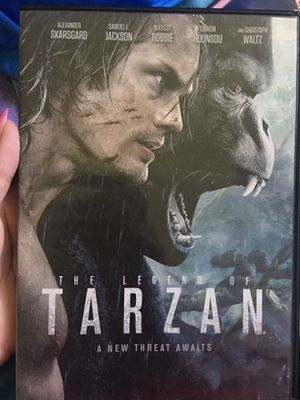 The legend of Tarzan - a new threat awaits for Sale in Richmond, VA