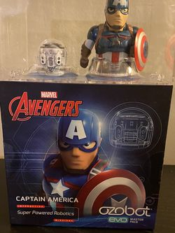 NEW Avengers Captain America OZOBOT EVO for Sale in Beverly Hills,  CA