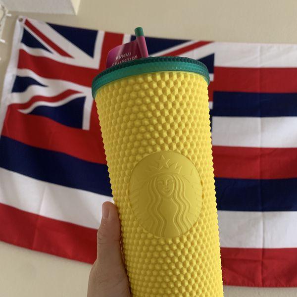Starbucks Pineapple Tumbler Hawaii Collection