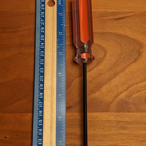 Allen Wrench 5/32, Ball End Tip Hex Wrench, NEW, Fast Shipping for Sale in Mercer Island, WA