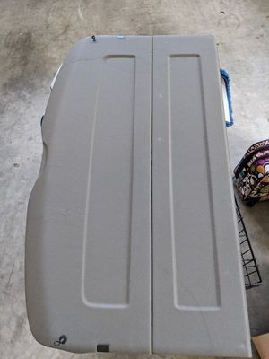 2009 Audi Q5 Rear Trunk Cargo Cover Security Shield Screen Shade for Sale in Lake Mary, FL