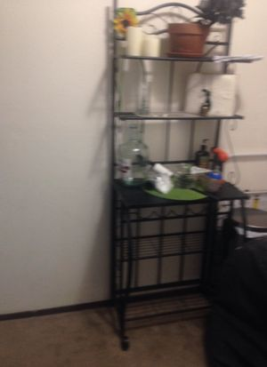 Bakers stand wine rack for Sale in Lewis McChord, WA