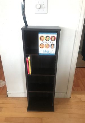 Brand new, never used DVD, video game, book shelf storage tower for Sale in Colorado Springs, CO