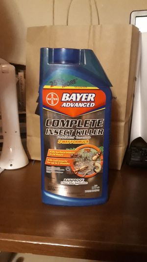 Bayer insect killer for Sale in Richland, WA