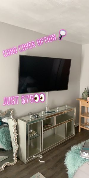 TV Wall Mount Installments 👨🏽🔧⚡️ for Sale in Orlando, FL