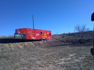 30 foot enclosed trailer for Sale in Fritch, TX