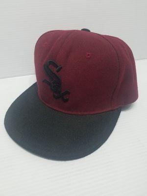 Snap Back Premium Flat Chicago White Sox Hat. for Sale in Nashville, TN