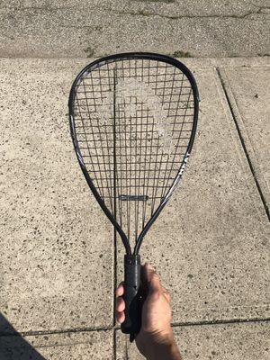 HEAD Heat S6 Titanium Tennis Racket Like New!!! for Sale in Bridgeport, CT