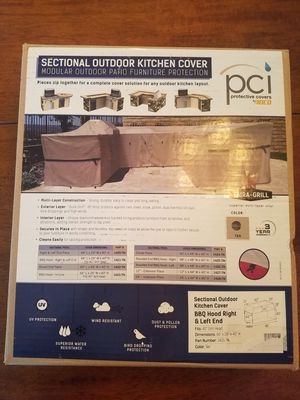 Bbq hood outdoor kitchen, furniture protection cover for Sale in Vancouver, WA