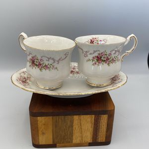 Paragon Rose Bouquet Tea Cup W/ Plate for Sale in Huntington Beach, CA