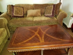 Coffee Table with Matching End Tables for Sale for Sale in Washington, DC