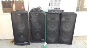 Dj equipment for Sale in Carson City, NV
