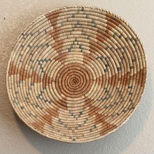 "17.5"" African Woven Basket for Sale in Wichita, KS"