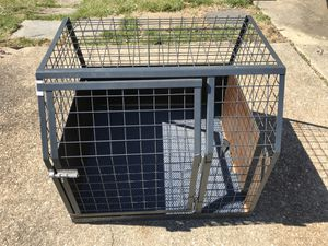 Dog crate for car for Sale in Bethesda, MD