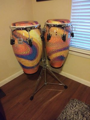 Jimmie morales remo latin congas AUTHENTIC for Sale in Dallas, TX