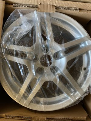 "Bmw 17"" rim for Sale in Bentonville, AR"