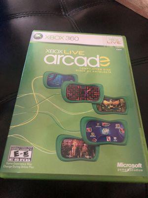 Xbox Live Arcade Xbox 360 L@@K!!!! for Sale in Universal City, TX