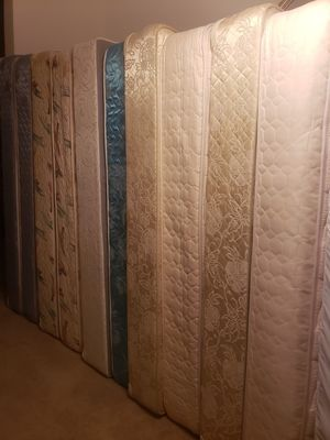 Twin mattresses and boxsprings for Sale in Ocala, FL