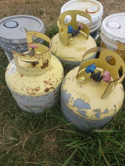 Freon recovery tanks. for Sale in Dallas,  TX