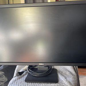 "Dell E2420H 24"" IPS LED Computer Monitor - 210-AUNE W/ VGA To HDMI Adapter Included! for Sale in Prescott, AZ"