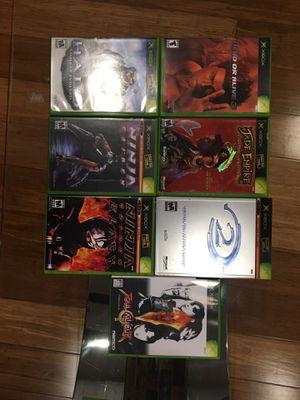 X-box games for Sale in Sterling, VA