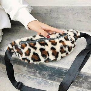 Leopard Print Fur Belt Bag Fanny Pack for Sale in Baltimore, MD