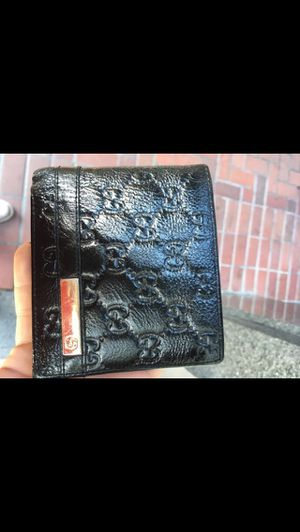 Real Leather Gucci Signature Wallet for Sale in San Francisco, CA