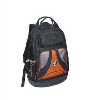 20 in. Tradesman Pro Organizer Black Tool Backpack for Sale in Bryan, TX