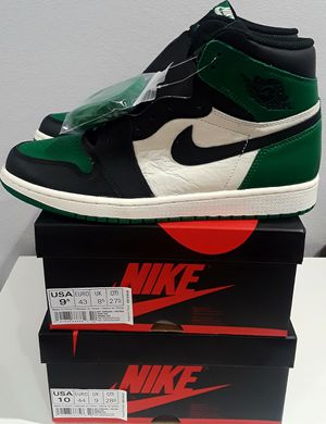 c44118481358b3 Brand New Nike Air Jordan 1 Pine Green size 10 for Sale in Los Angeles