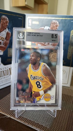 Lakers Kobe Bryant graded rookie for Sale in Long Beach, CA