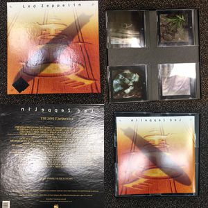 Led Zeppelin 4 Cd Collection set for Sale in Tampa, FL