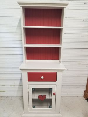 Shabby Chic Kitchen Cabinet/shelf for Sale in Dona Vista, FL