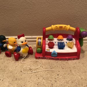 Fisher Price Baby Toys for Sale in Humble, TX