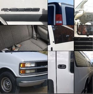 "Chevy express 3500 LS ""NEW ENGINE"" V8 automatic for Sale in Seattle, WA"
