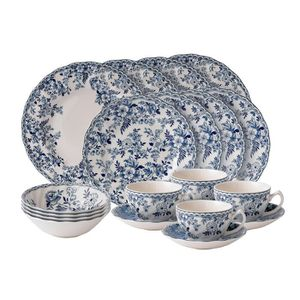 20 Piece Dinnerware Set, Service for 4 for Sale in Port St. Lucie, FL